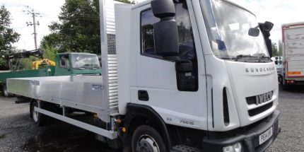 2014 EURO 6 Scaffold Truck