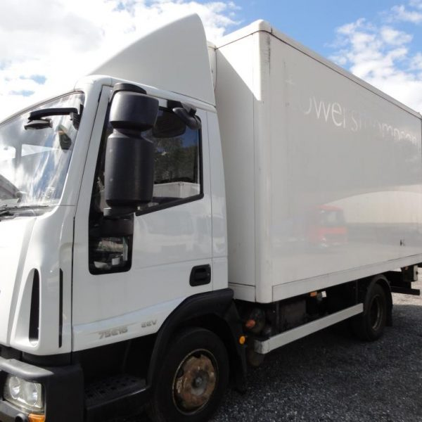 Fridge Trucks for Sale in Birmingham