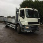 DAF LF55.220 18Ton Scaffold Truck