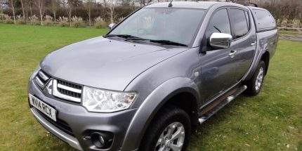 Mitsubishi 200 Warrior for sale