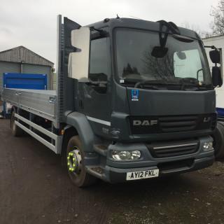 DAF LF55 Scaffold Truck