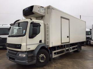 2013 DAF LF55.220 18Ton Fridge Truck