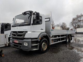 26 Ton Mercedes Scaffold Truck