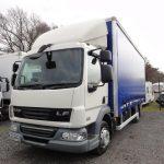 Curtainsider Trucks in Sheffield