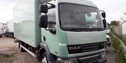 2013 DAF LF45.160 7.5T 20ft Boxvan - ONLY 35000 miles FSH