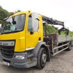 Crane Trucks in Manchester