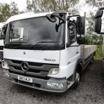 2013 Mercedes Atego 816 7.5 Ton 24ft Dropsider
