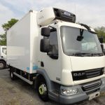 2013 DAF LF45.160 14ft Fridge Truck