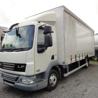 2014 DAF LF45.160 7.5T 22ft Curtainsider with Tail-Lift – ULEZ