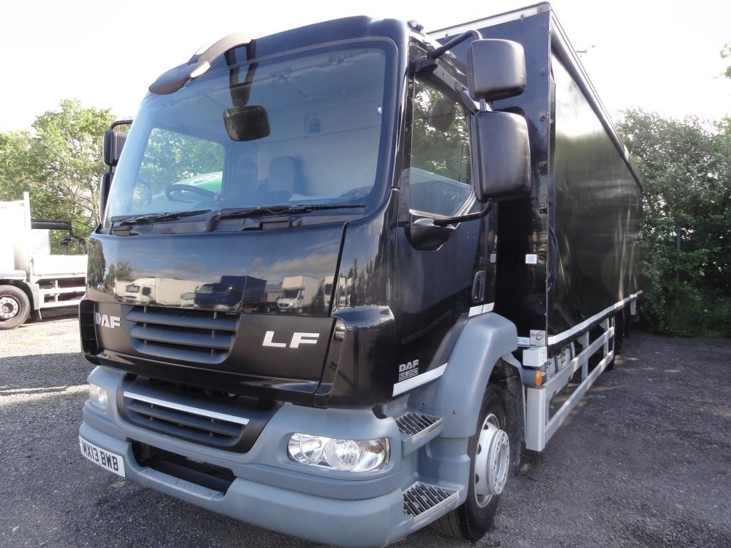 2013 DAF LF55.250 6x2 21Ton 27ft Curtainsider