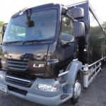 Curtainsider Trucks in Preston