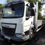 ULEZ EURO 6 – DAF LF45.210 12Ton with NEW 22ft Scaffold Dropside Body