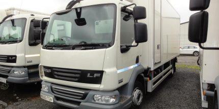 2013 DAF LF45.180 12Ton 19ft6 Dual Compartment Fridge