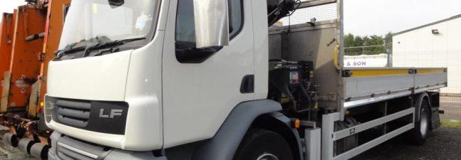 Crane Trucks in London