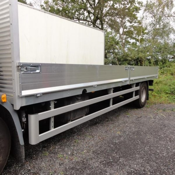 2013 DAF LF55.220 18T with NEW 22ft Dropside Body