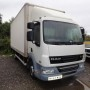 2013 DAF LF45.160 7.5T 20ft Boxvan – ONLY 92,000 miles