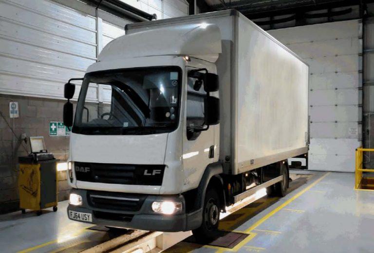 2014 DAF LF45.160 7.5T 20ft Boxvan ONLY 102000 miles