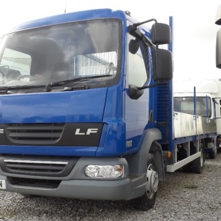 2014 DAF LF45.160 7.5T 21ft Dropsider