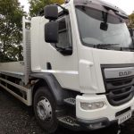 EURO 6 (ULEZ) DAF LF55.280 18T with NEW 24ft Dropside Body