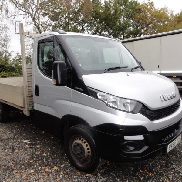 2015 Iveco Daily35.130 Extra LWB with 14ft Dropside Body
