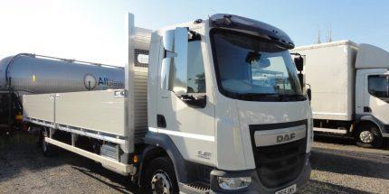 Euro 6 Trucks in Liverpool