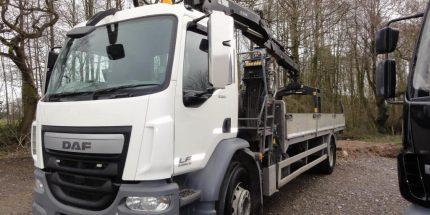 Crane Trucks in Birmingham