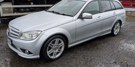 2009 Mercedes-Benz C200 CDI Sport Estate