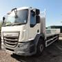 EURO6 DAF 18t scaffold truck
