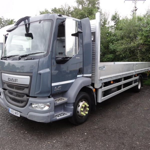 Scaffolding Trucks in Bristol