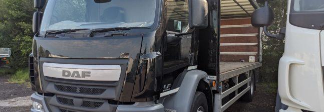 Euro 6 Scaffolding Trucks in London