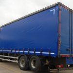 Curtainsider Trucks in Bristol