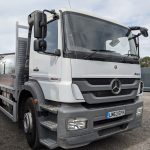 Mercedes 18Ton Scaffold Truck