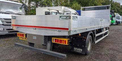 Scaffolding Trucks in Leeds