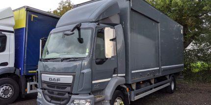 14 ton DAF LF55 Boxvan