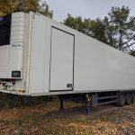 Schmitz Triaxle Fridge Trailer