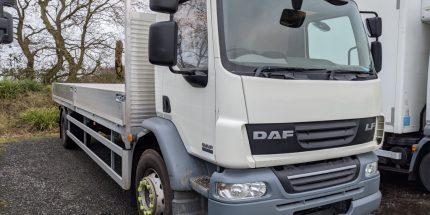 18 TON DAF Scaffold Truck