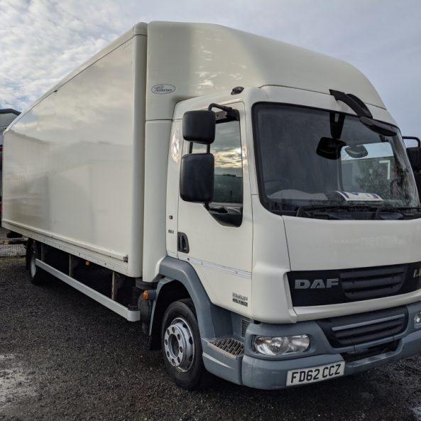 12 Ton DAF Boxvan
