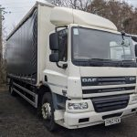 2013 DAF CF65.220 Curtainsider
