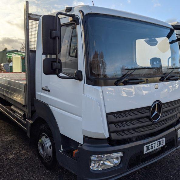 Euro 6 Trucks in Manchester