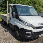 EURO 6 Iveco Daily 3.5T Dropside