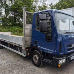 2012 Iveco 7.5T 22ft Dropsider