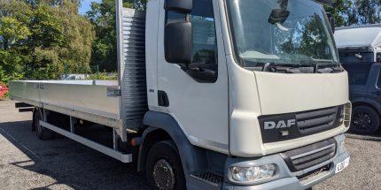 12 Ton DAF Dropside Truck